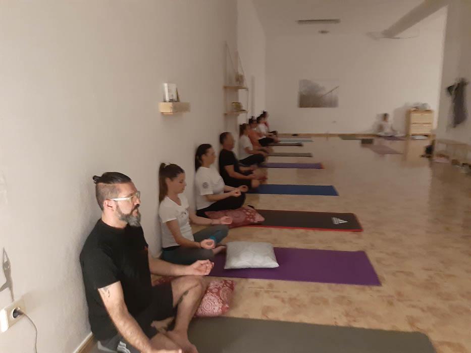 sala de Yoga en Puerto del Rosario