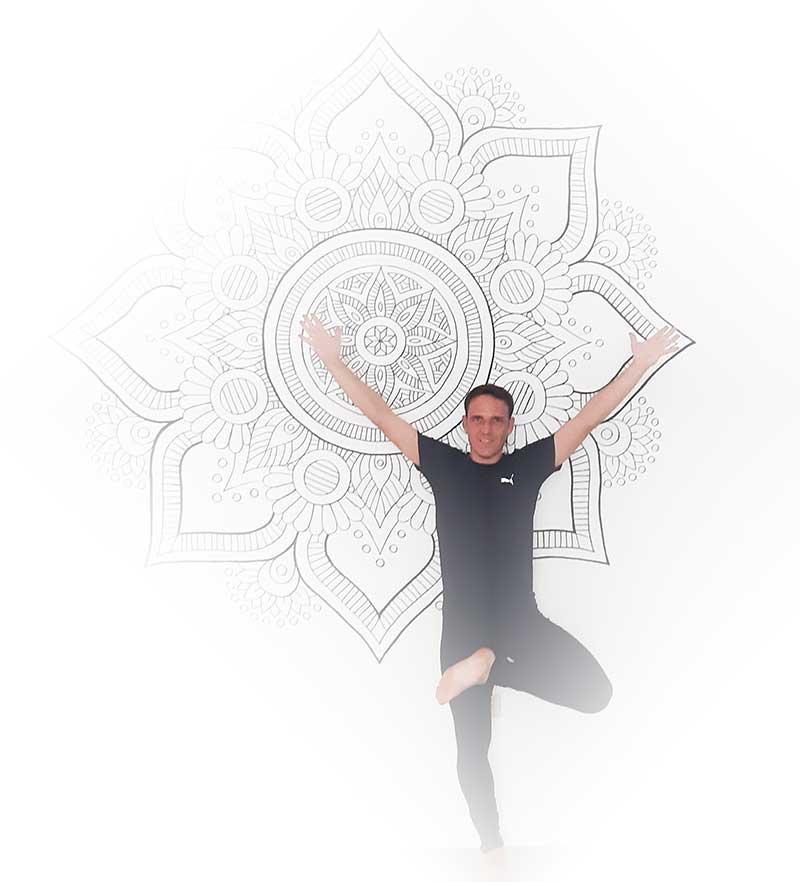 Yoga online, desde casa