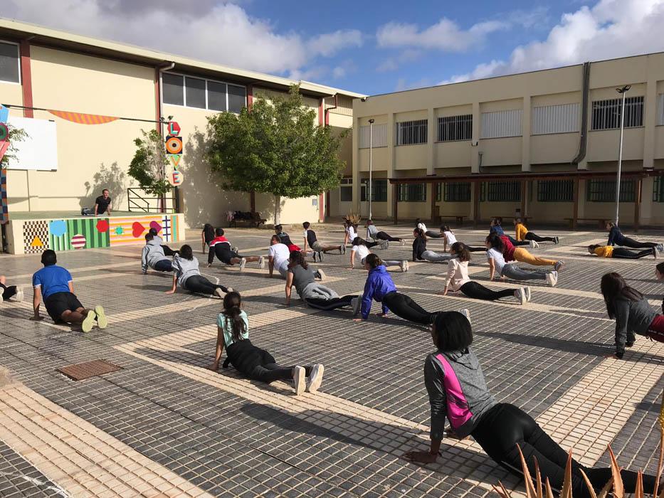 Yoga institutos Fuerteventura