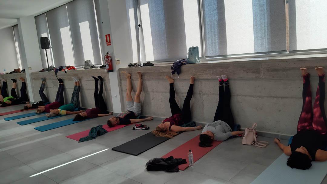 Yoga para la salud en Fuerteventura