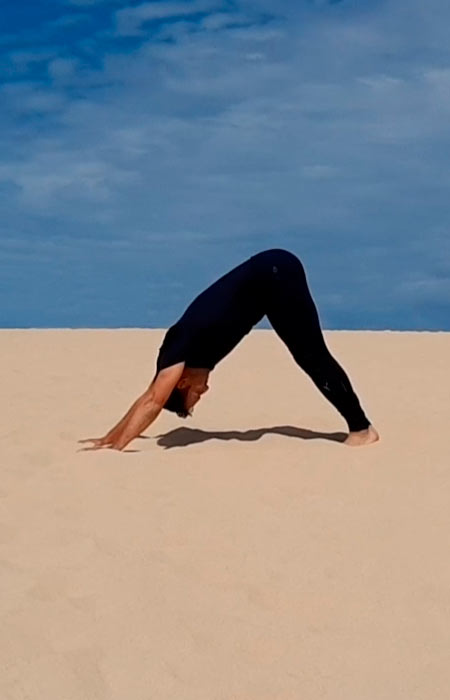 Clases de Yoga en Fuerteventura