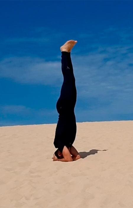 Yoga en Fuerteventura Corralejo