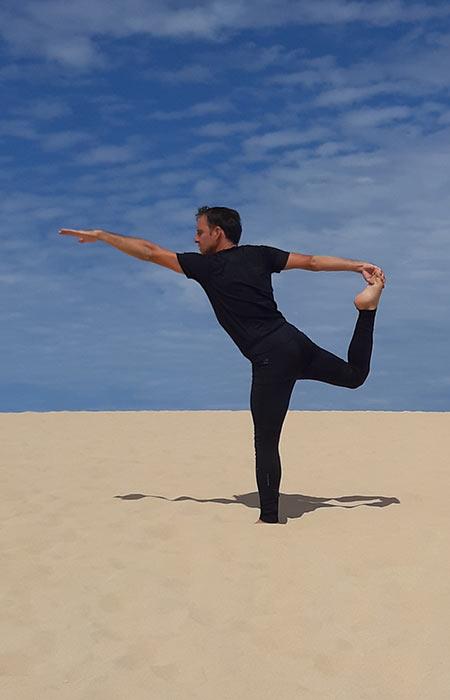 Yoga al aire libre Fuerteventura