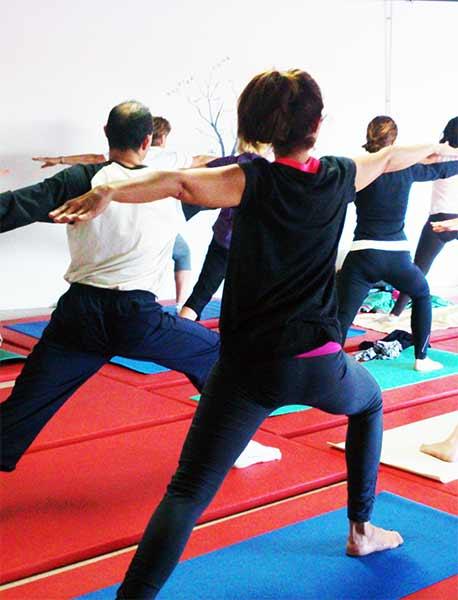 Clases de yoga en Puerto del Rosario